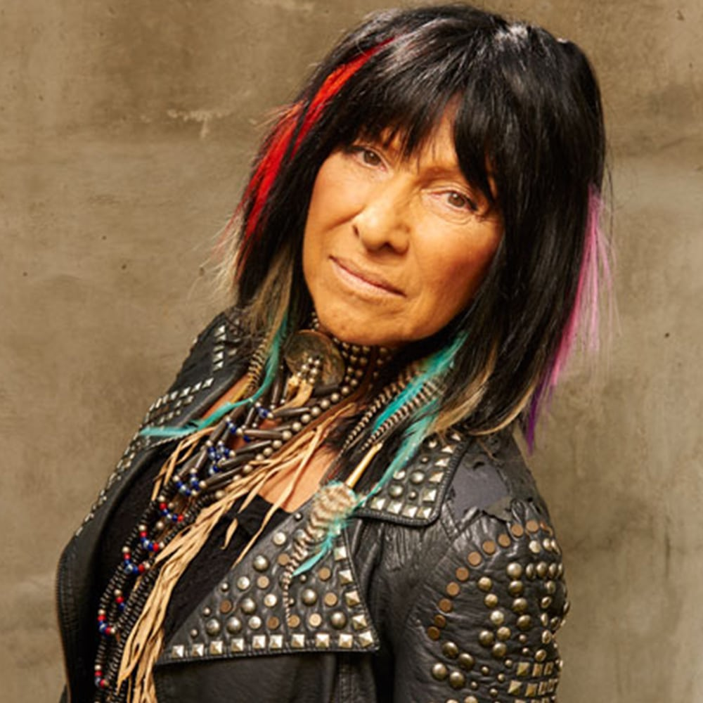 Buffy Sainte-Marie Profile