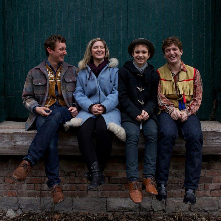 Metis Fiddler Quartet