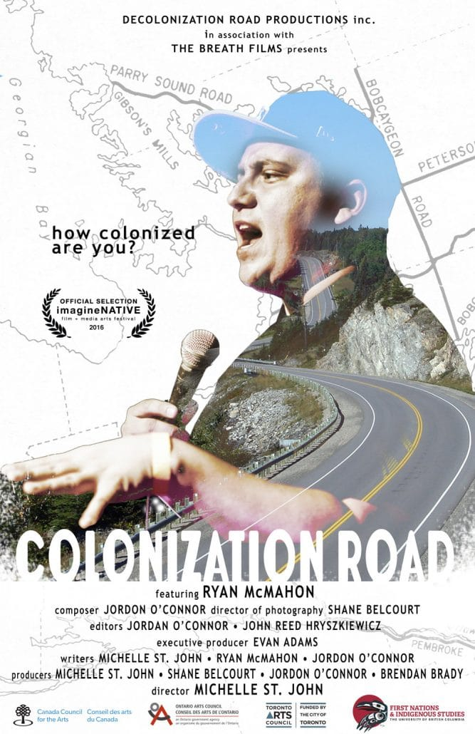 Colonization Road Movie Poster