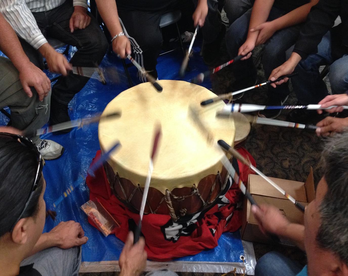 Ohniakara Drum Pic