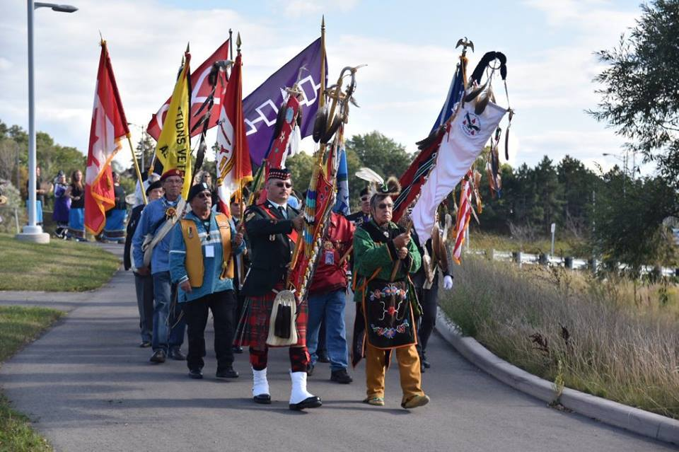 Procession of Nations / Veteran Honouring