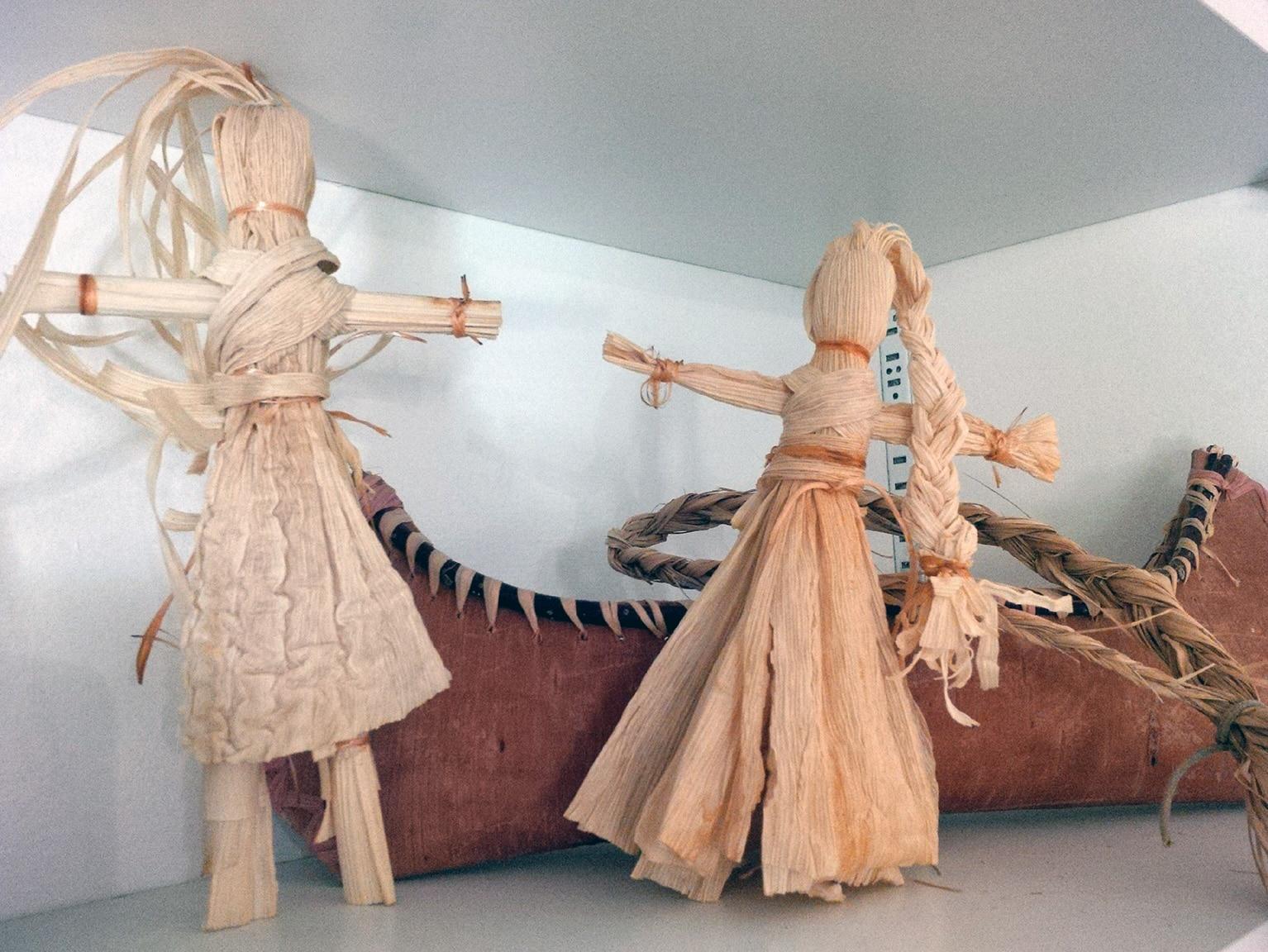 Corn Husk Doll Workshop