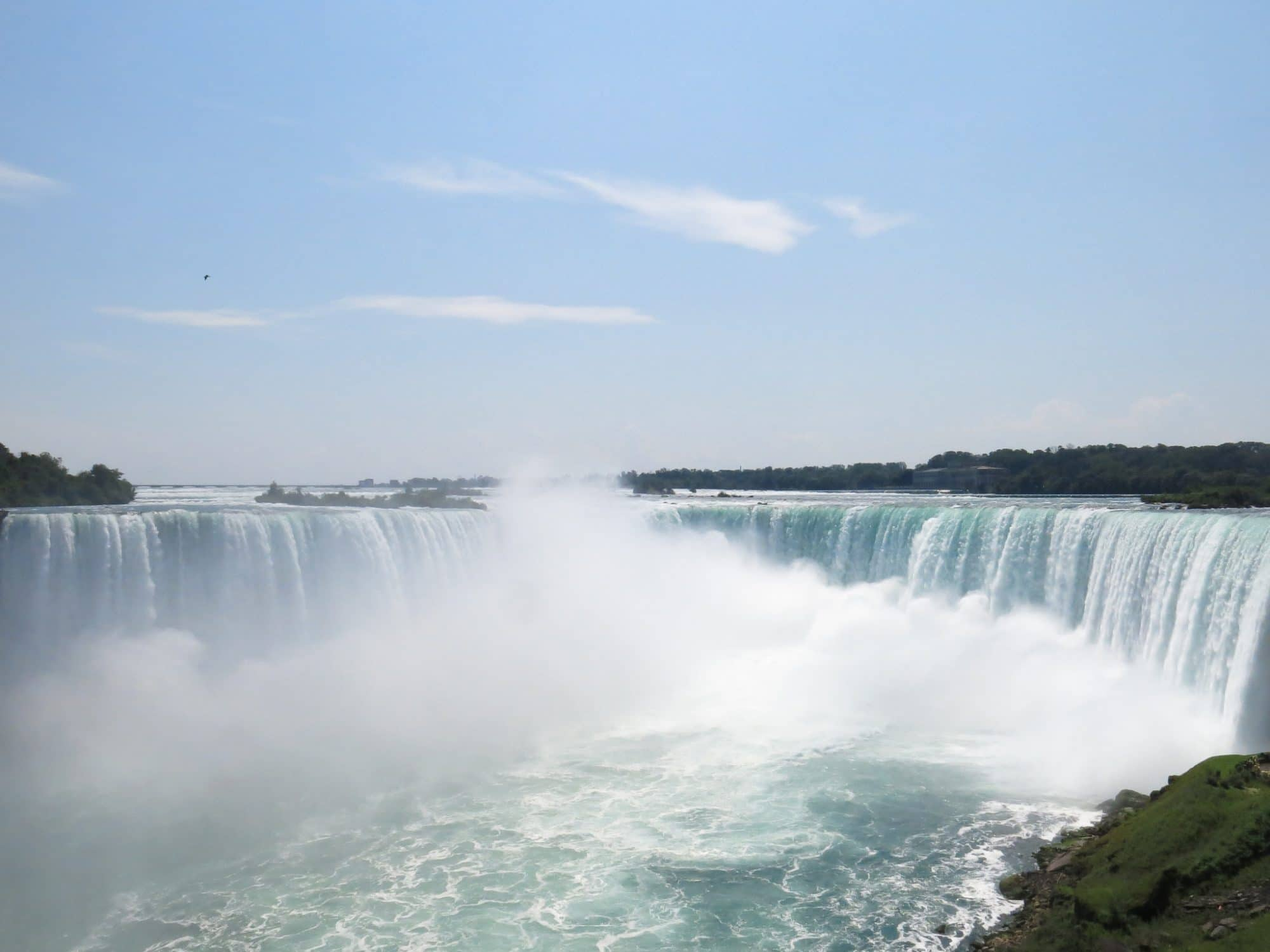 How The Horseshoe Falls Got Its Name