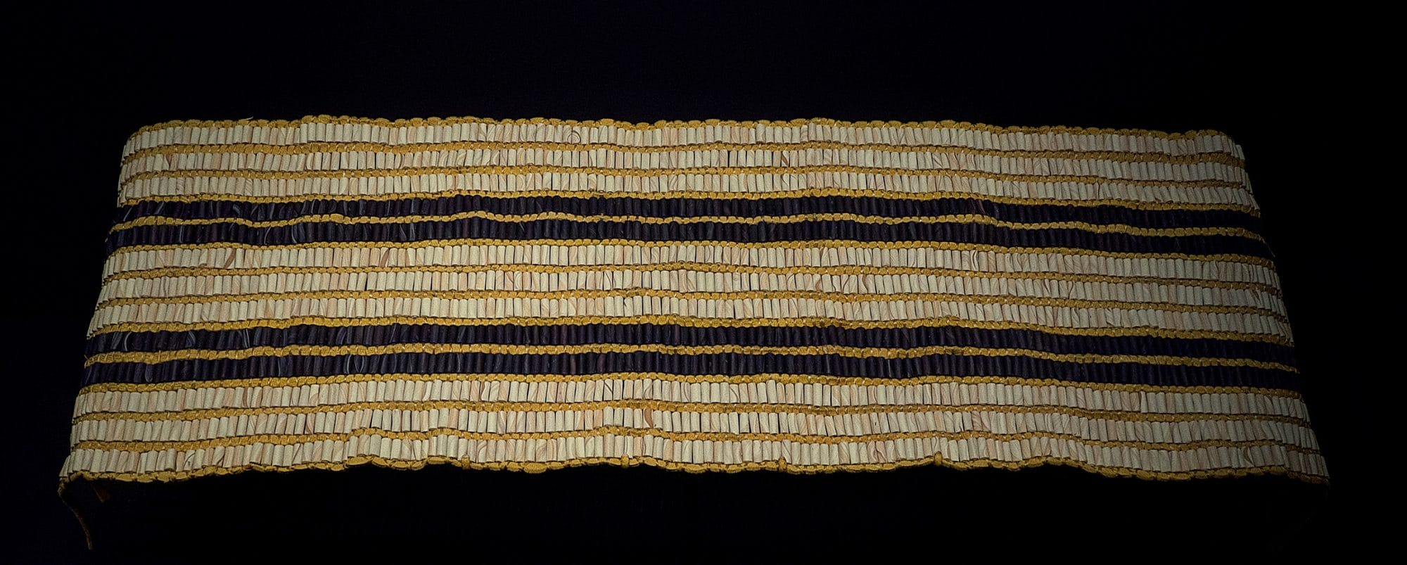 Two Row Wampum Teaching