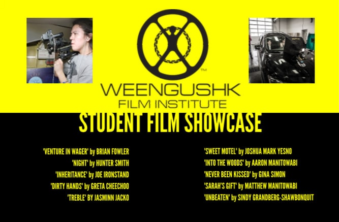 Weengushk Film Institute - Student Shorts
