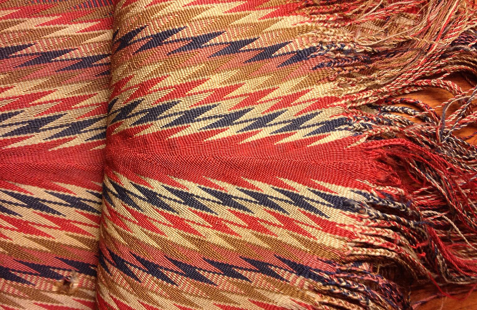 Weave a Metis Sash
