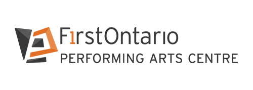 FirstOntario Performing Arts Centre Logo