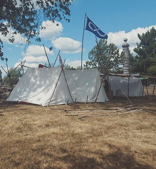 Metis Encampment
