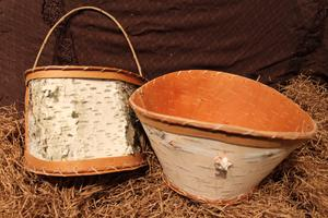 Birch Bark Basket Workshop