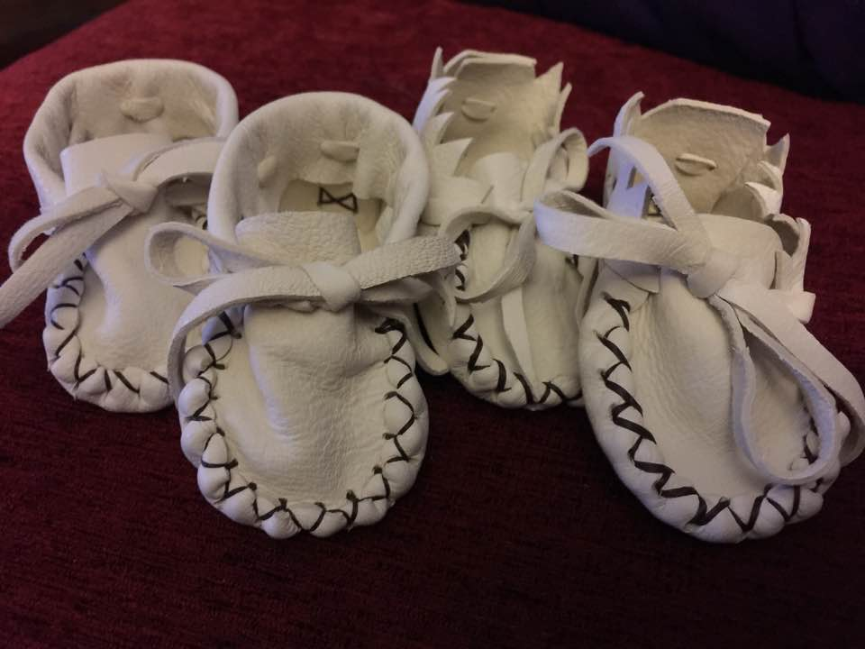 Baby Moccasin Workshop